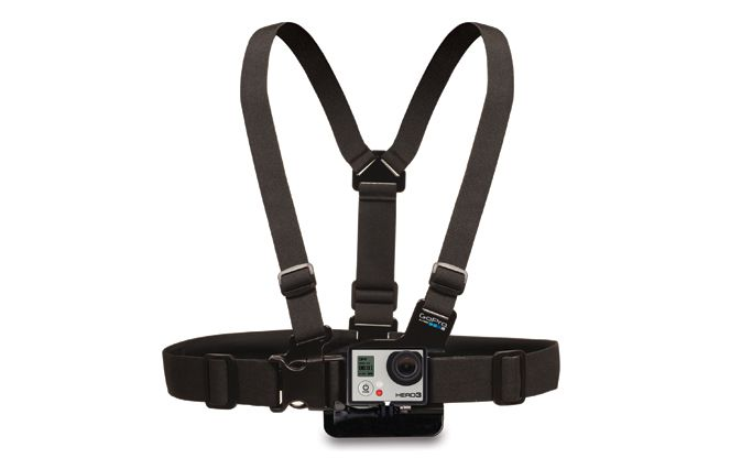Chest Mount Camera Harness - Shoot POV Video with the GoPro HERO