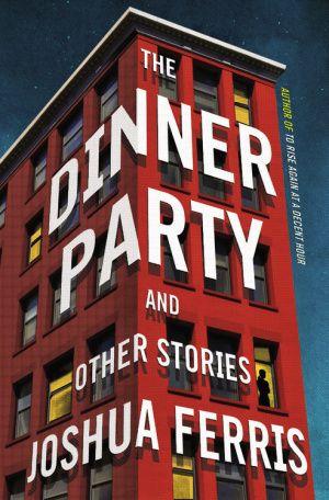 that book cover design!    Joshua Ferris