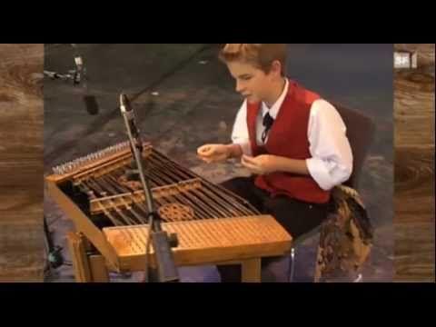 Nicolas Senn 2002 - Erinnerungen an Zirkus Renz - YouTube