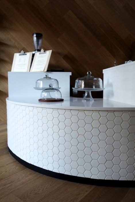 st frank coffee shop - gorgeous tiles