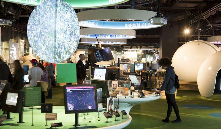 Screen Worlds exhibition