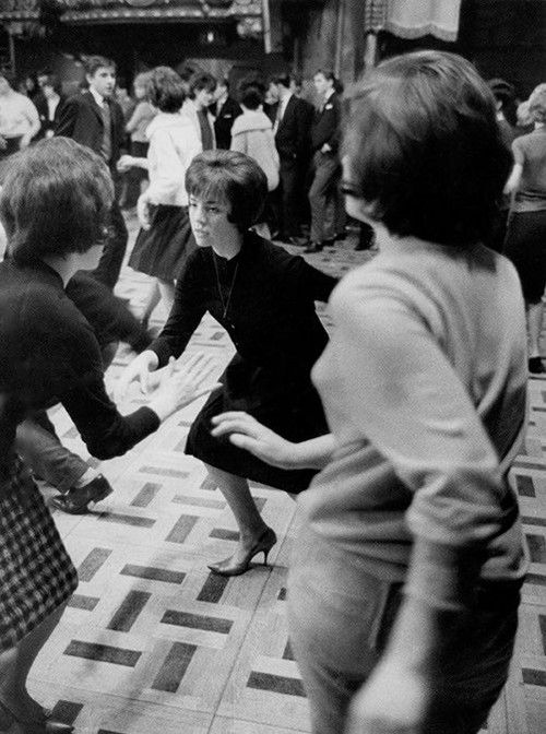 The Twist, London, 1962---I so loved doing the twist--best dance ever!