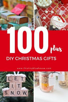 100+ DIY Budget Friendly Christmas Gifts Christmas box ideas