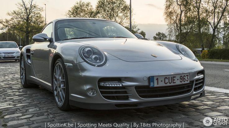 Porsche 997 Turbo S - 26 April 2017 -  Autogespot