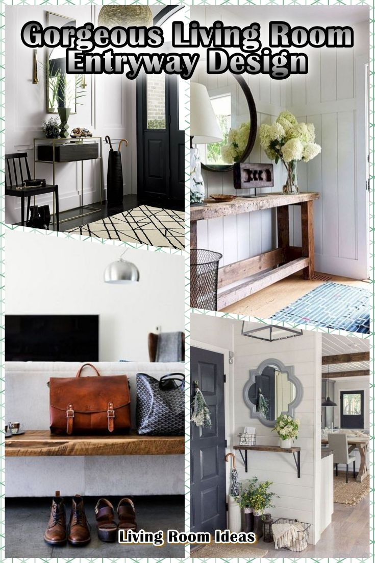 17 Gorgeous Living Room Entryway Design You Have To Apply At Your Home Living Room Living Room Door Living Room Designs