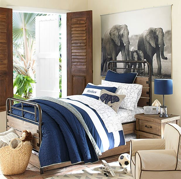 Safari Bedroom: 17 Best Images About Boys Bedroom Ideas On Pinterest