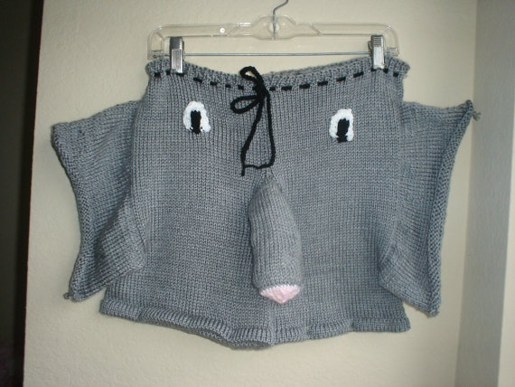 Elephant Boxers Knitting Pattern : 17 Best images about the