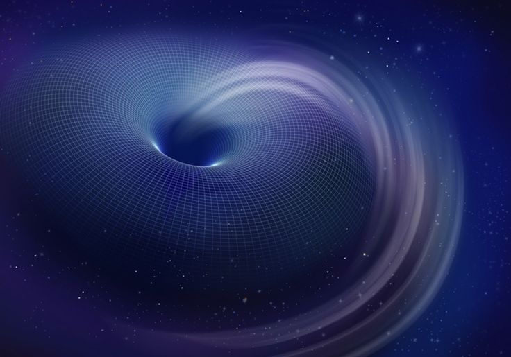 Though wormholes have never been proven to exist, these theoretical passageways through space-time are predicted by Einstein's general theory of relativity.