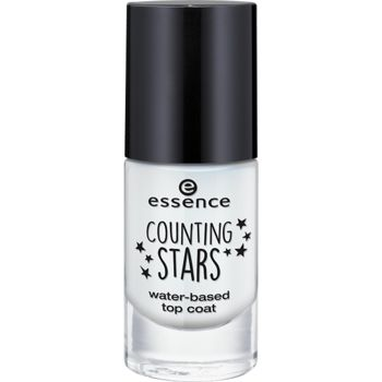 water-based top coat 01 dance 'til dawn - essence cosmetics