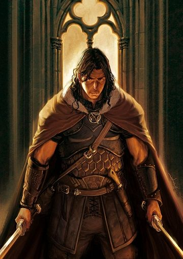 Prince Lewyn Nymeros Martell, better known simply as Prince Lewyn Martell, was a knight of House Martell who served as a member of the Kingsguard for King Aerys II Targaryen. He was the uncle of the current Prince of Dorne, Doran Martell.