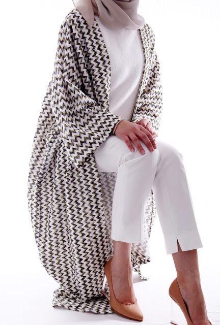 kimono Double Sided Abaya beautiful designs (1)