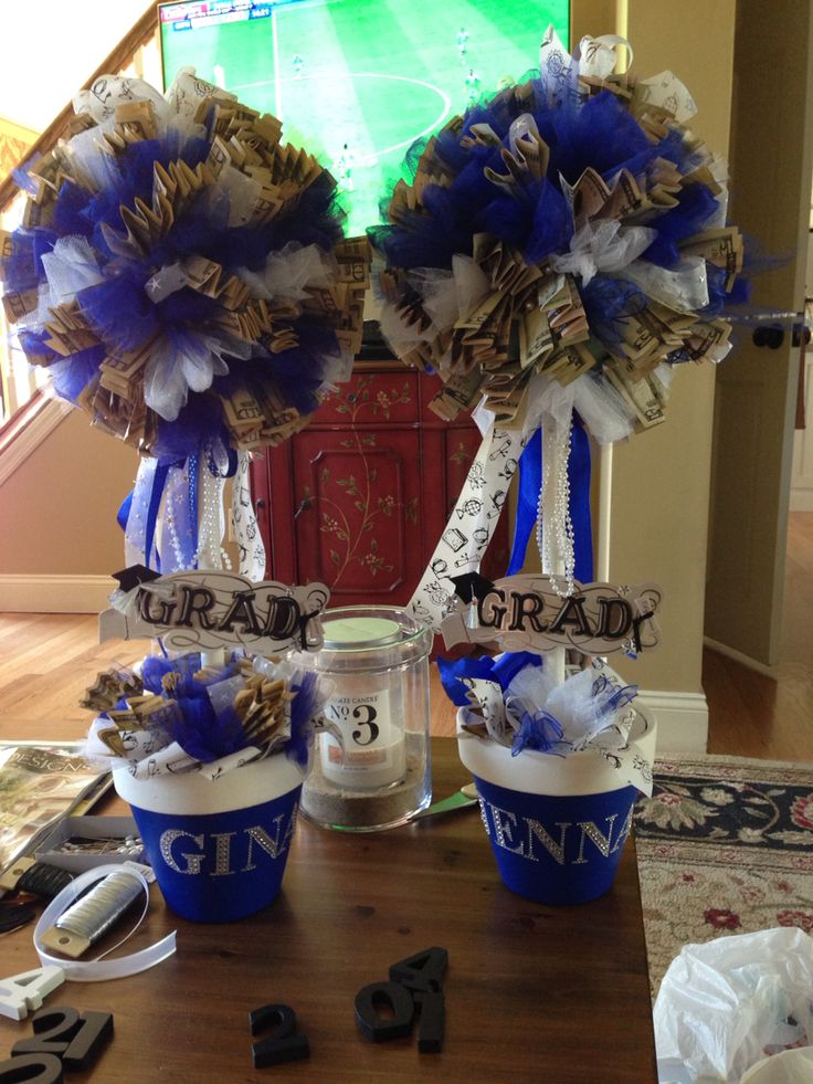 Graduation Money Tree Topiaries Topiary Pinterest