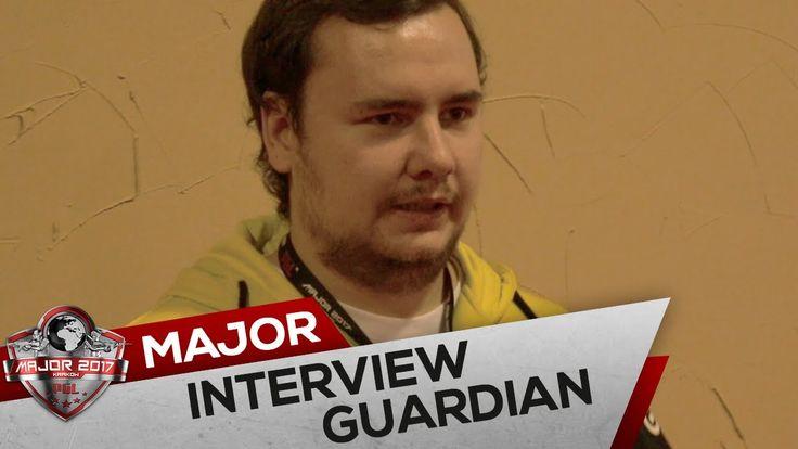 Interview w/ GuardiaN - Natus Vincere (PGL Major Krakow) #games #globaloffensive #CSGO #counterstrike #hltv #CS #steam #Valve #djswat #CS16