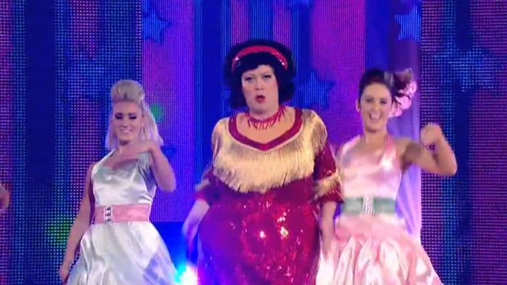 Soap Stars perform Hairspray on Let's Dance  | Red Nose Day 2013