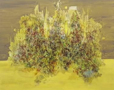 "Saatchi Art Artist Jayne Anita Smith; Painting, ""Into the badlands"" #art"