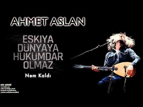 Benim Sayfam: Ahmet Aslan - Nem Kaldı [ Dizi Müziği © 2016 Kalan Müzik ]