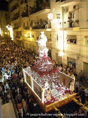 Santa Rosalia U carro #Palermo #Sicily