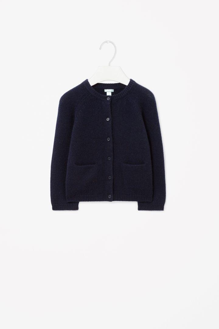 COS | Cashmere cardigan