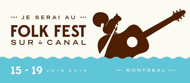 We's playing the Montreal Folk Fest! Mark your calendars for June 18 at 15:30 on the Montreal stage https://www.facebook.com/FestivalFolkMTL/