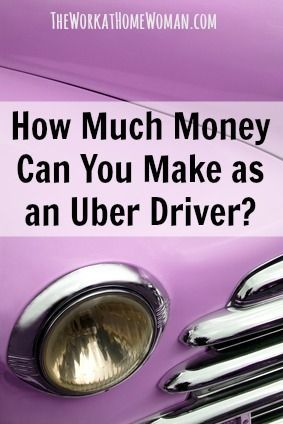 how much does uber driver make uk
