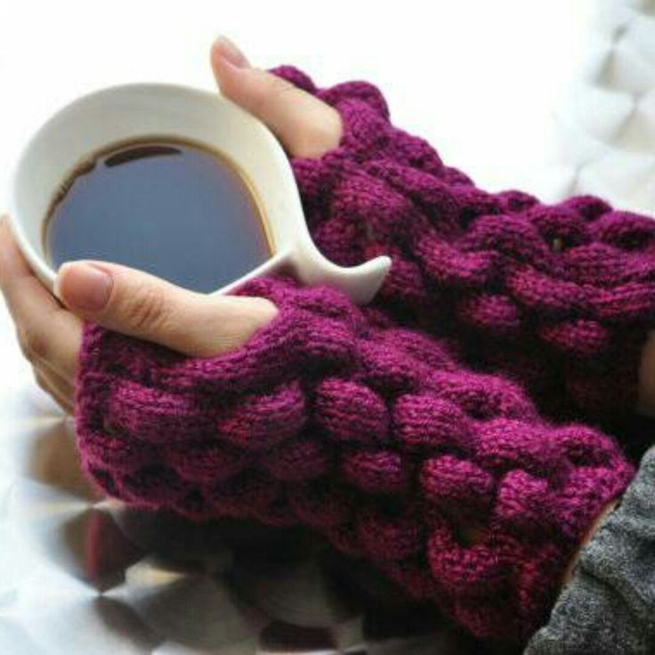 Hot Coffee and warm hands