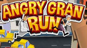Angry Gran Run Android App Description: This game is the best free 3D running game, the lovers of grandma games will surely love this unique free running game! Now its a chance for you to get on streets with Angry Gran.The Granny was locked away in the Angry Asylum by the Fred the agent in the white, she is trying to plot her escape, but needs guidance through out the streets once she has busted out! She wants You to guide her in her escape mission.