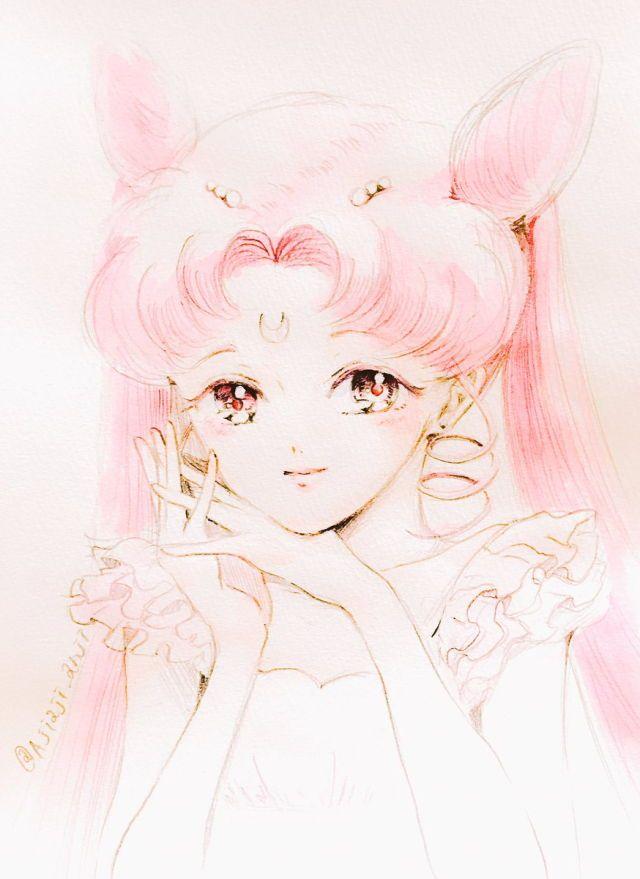 Chibiusa Sailor Chibimoon