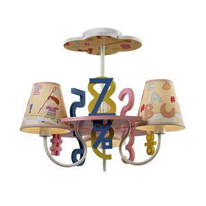 ST Luce SL803.502.03 люстра потолочная (детская) купить в Москве по цене 8152 руб. в интернет-магазине RazSvet.ru