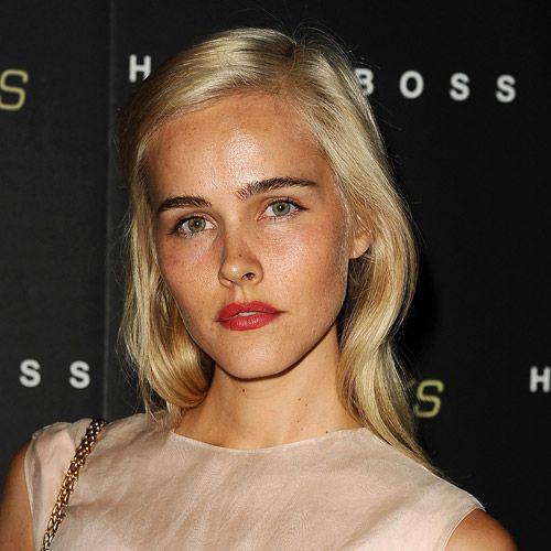 Isabel Lucas Blonde Hair