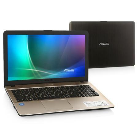 ноутбук ASUS X541SA, 90NB0CH1-M04730  — 15490 руб. —  Внимание: На данном ноутбуке не установлена Windows! Выбрать ноутбук с WindowsНоутбук ASUS X541SA 90NB0CH1-M04730 станет для вас незаменимым помощником. Он сочетает в себе все преимущества настольного ПК в компактном корпусе, а также технологию Sonic Master, придающую звуку чистоту и объем. Благодаря разрешению экрана (1366 х 768) вы сможете просматривать любые фильмы в превосходном качестве HD, а наличие фронтальной веб-камеры обеспечит…