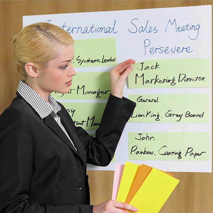 Smartboard Whiteboard Sticker White Paper Erasable Electrostatic Adsorption Soft Stickers Send Pen White Board Paper Stickers