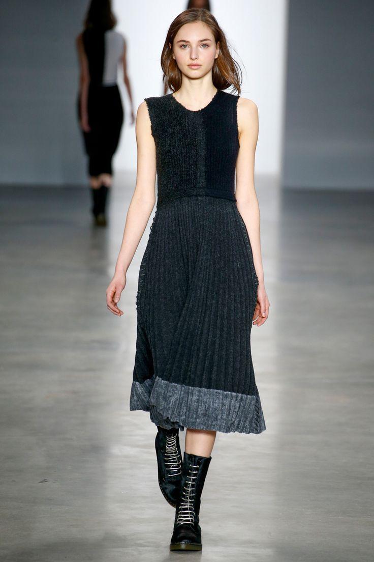 Calvin Klein Collection Autumn/Winter 2014 New York Fashion Week