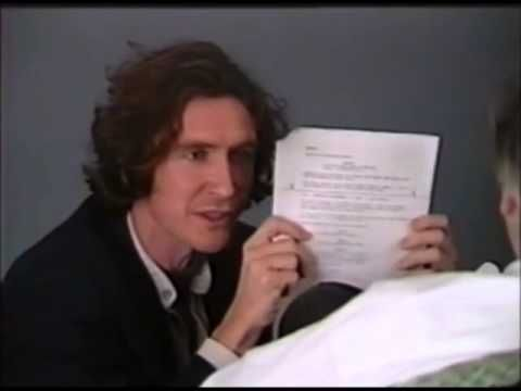 Paul McGann's Doctor Who audition tape teaser - Doctor Who. 8th Doctor