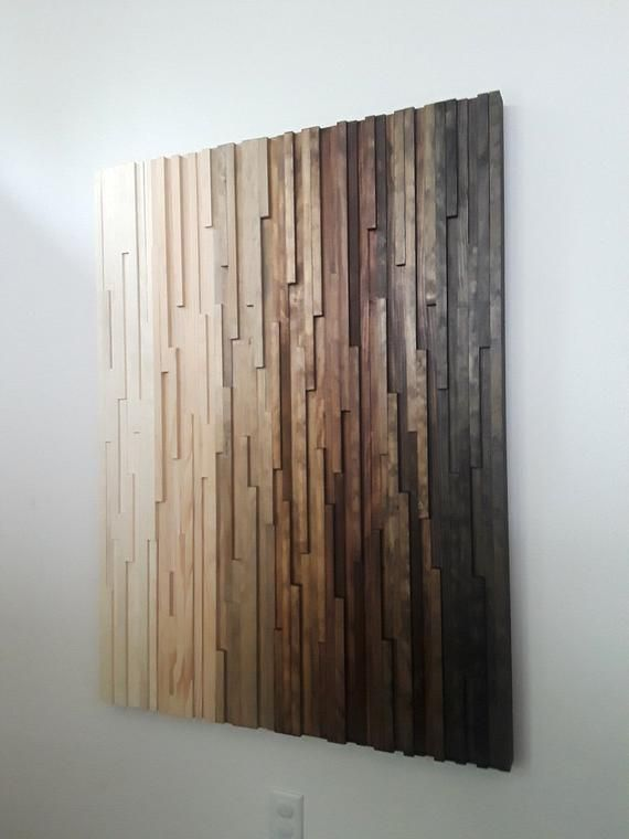 Rustic Decor Wood Art Living Room Picture Large Wall Hanging Wall Wooden Abstract Painting Shades Of Brown Weathered Grey Landscape Rustic Wood Wall Art Wood Wall Art Diy Brown Wall Art