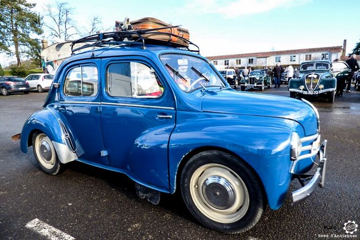 123 best renault 4cv images on pinterest