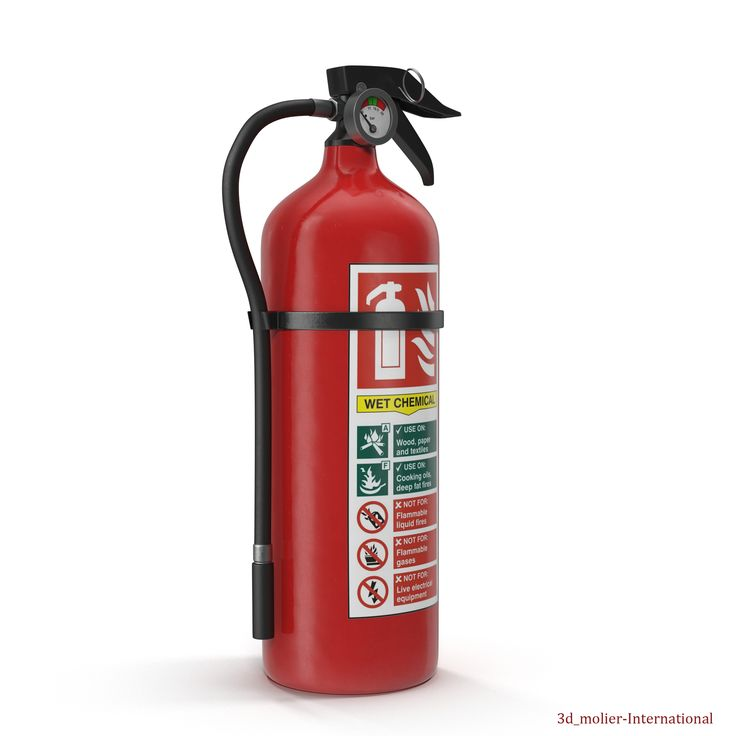 Fire Extinguisher 3d model http://www.turbosquid.com/3d-models/3d-model-extinguisher-2/915102?referral=3d_molier-International