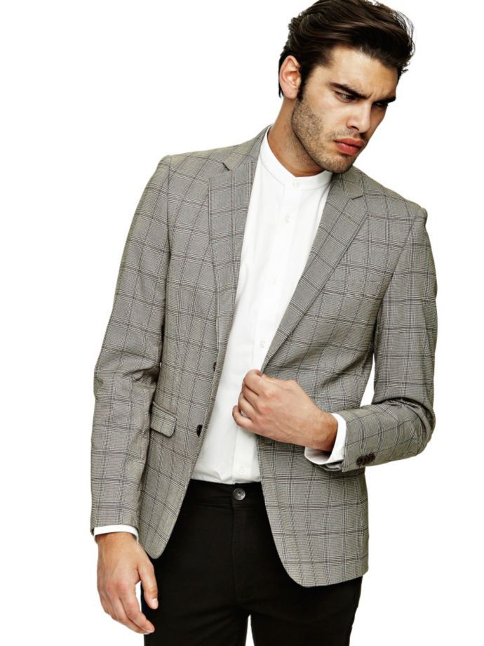 EUR249.00$  Watch here - http://vibtv.justgood.pw/vig/item.php?t=igpxous38288 - MARCIANO CHECK BLAZER