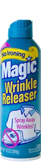 Magic Wrinkle Releaser - wrinkle remover for clothes