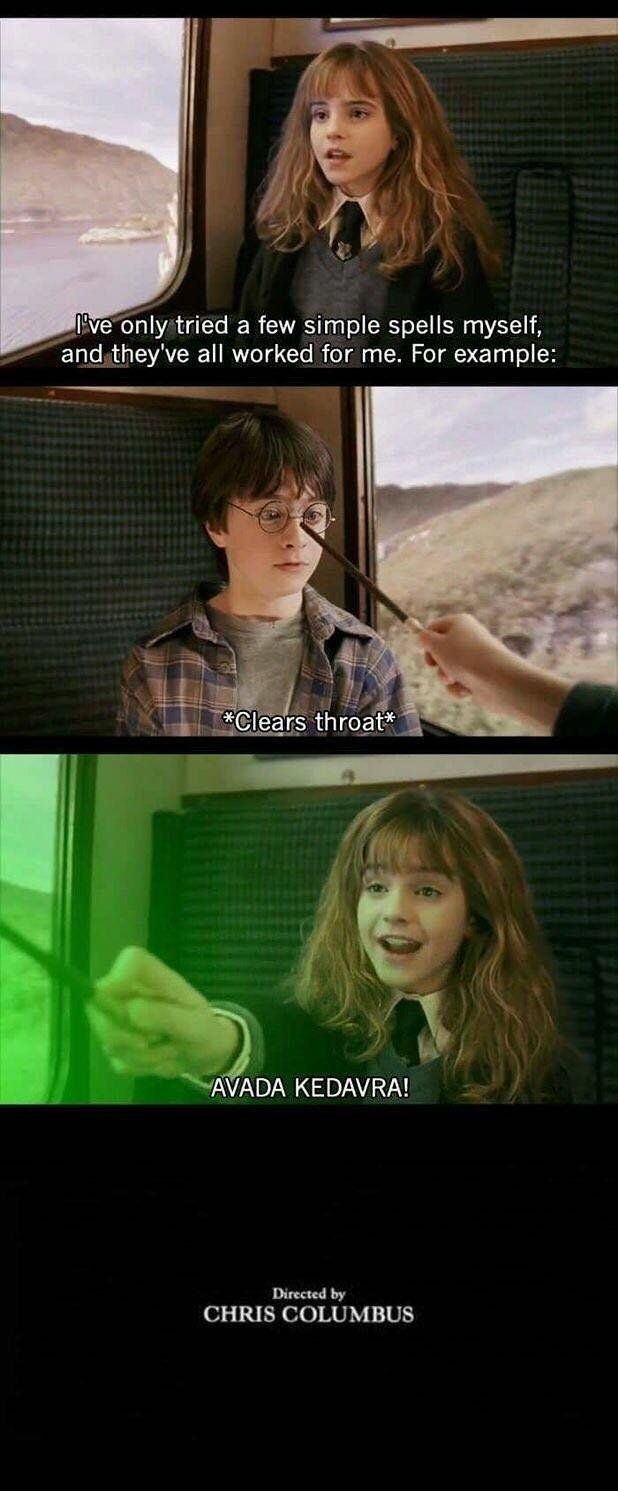 If Voldemort was smart he would have done this.
