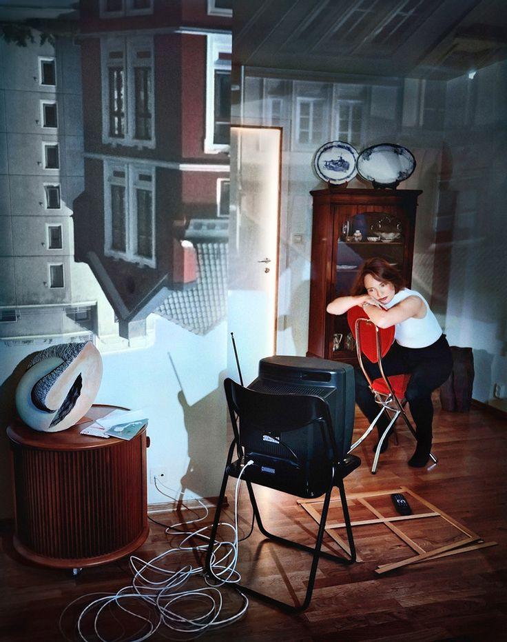 Marja Pirila - Interior/Exterior, Camera Obscura Dreams | LensCulture
