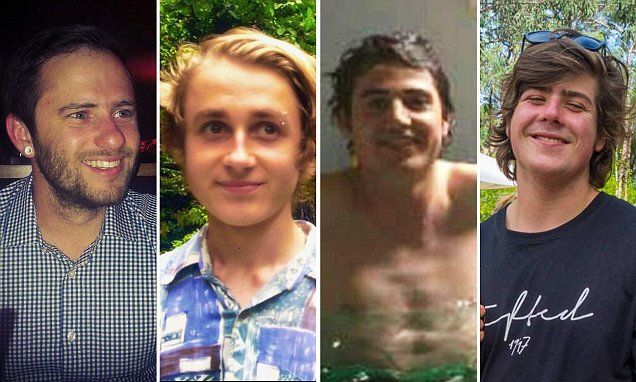Four young men killed in 45 minutes during horror day on Sydney roads