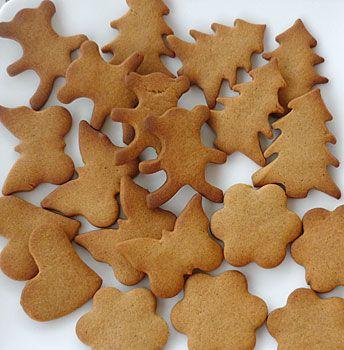 Συνταγή: μπισκότα αρωματικά χριστουγεννιάτικα