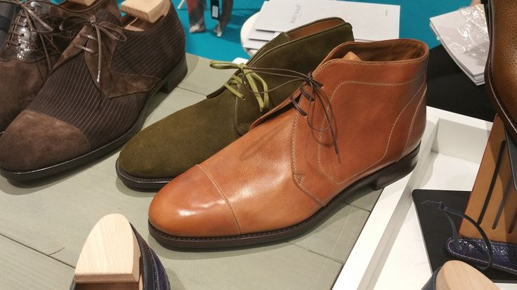 Chukka Boots by Mario Bemer