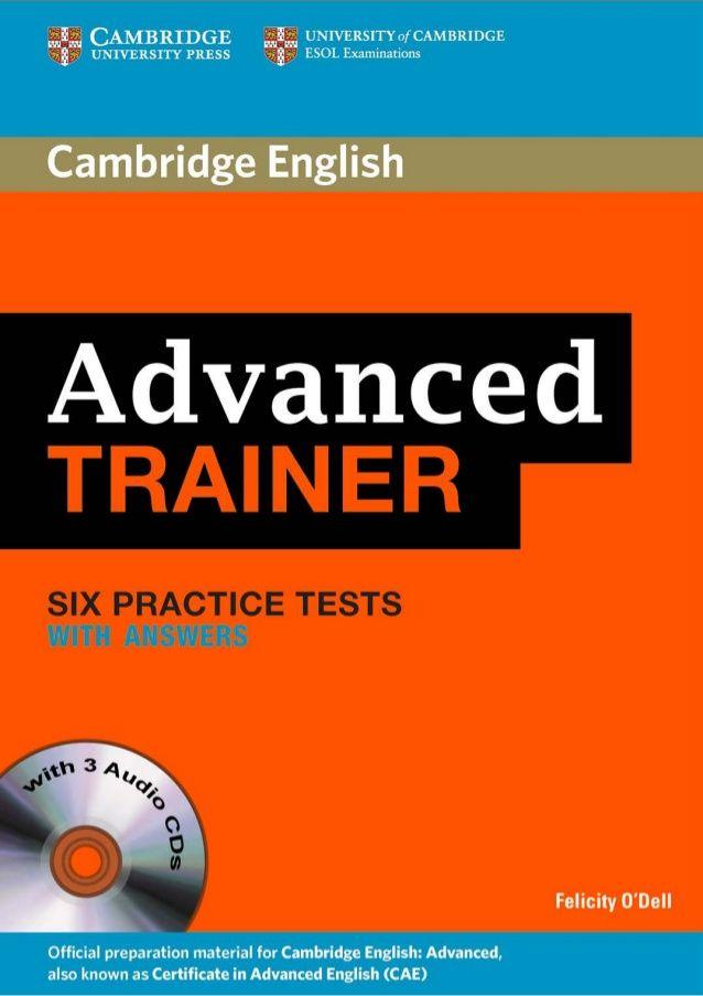 Cambridge english advanced_trainer
