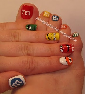 mPolish Art, Nailart Nails, Art Addict, Nails Polish, Nailart Designsl, Art Contest, Addict Nails, Nail Art, Candies Nails Art