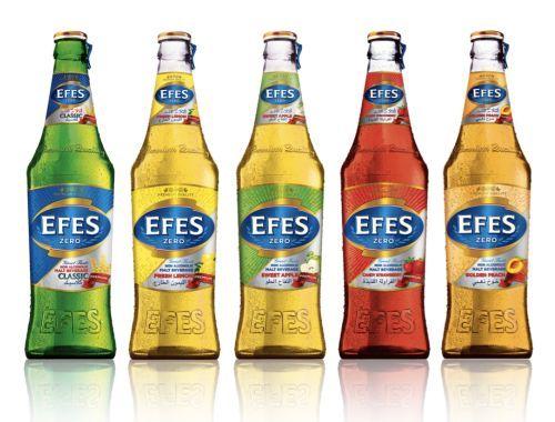Efes Beer...