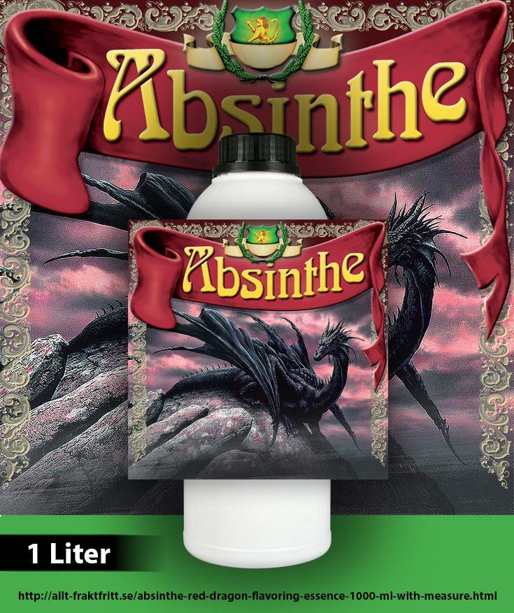 Absinthe Red Dragon är utvecklad och tillverkas av oss och det finns inte motsvarande produkt på marknaden. Absinthe Red Dragon är helt naturlig och innehåller alla örter, oljor och extrakter som skall finnas i en Absinthe - med en helt ny unik smakupplev