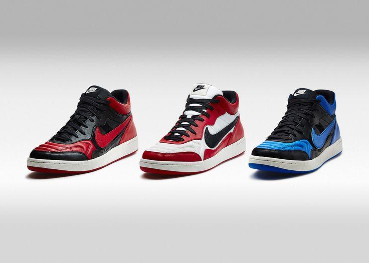 Marco Materazzi x Nike Tiempo 94 Mid Air Jordan Pack