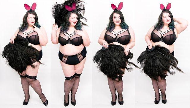 Jive Bunny - Elomi Sachi Plunge Wire Bra | diana@fashionlovesphotos.com