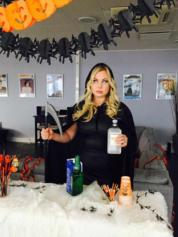 Bar is open! #Halloween